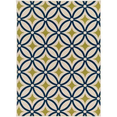 Ionia Moss 7 ft. x 10 ft. Indoor/Outdoor Area Rug