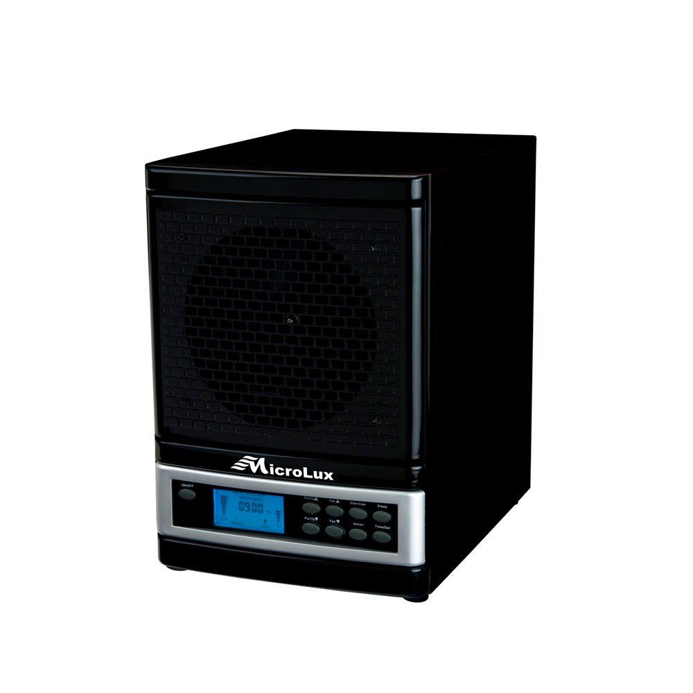 MicroLux 7 Stage UV Ion Air Purifier
