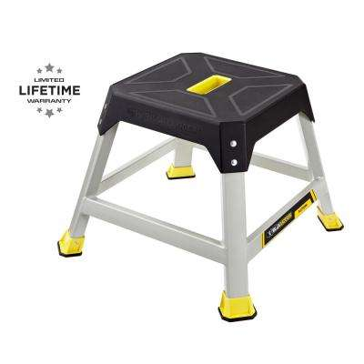 Steel Platform Step with 300 lb. Load Capacity