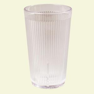 Carlisle 12 oz. SAN Plastic Tumbler in Clear (Case of 48) by Carlisle