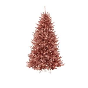 Home Depot White Christmas Tree