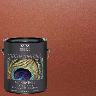 Wonderful Antique Copper Metallic Interior Paint