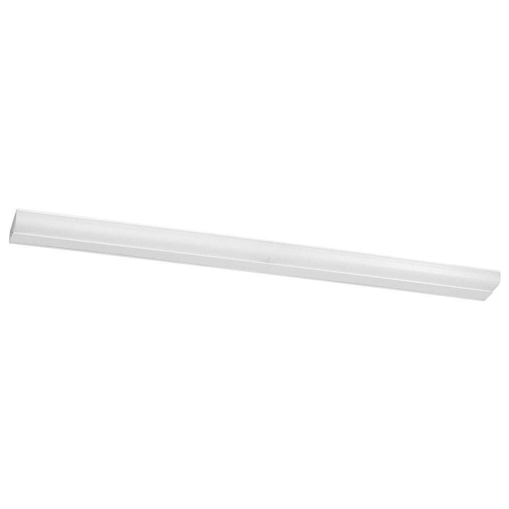 Home Depot Cabinet Lighting: Progress Lighting 42 In. White Under Cabinet Light-P7016