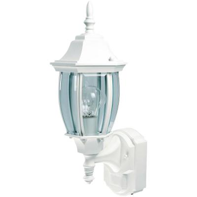 Motion Sensing Outdoor Lighting Lighting The Home Depot
