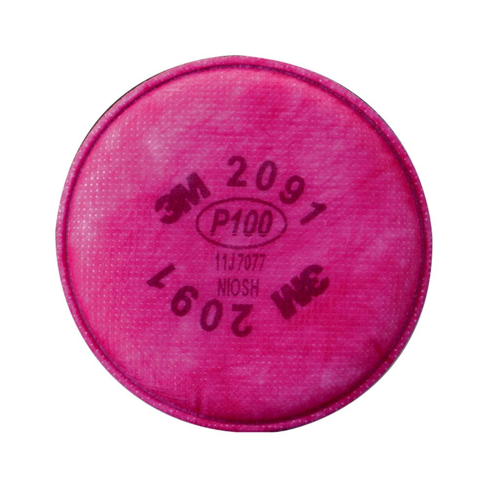 p100 particulate respirator mask