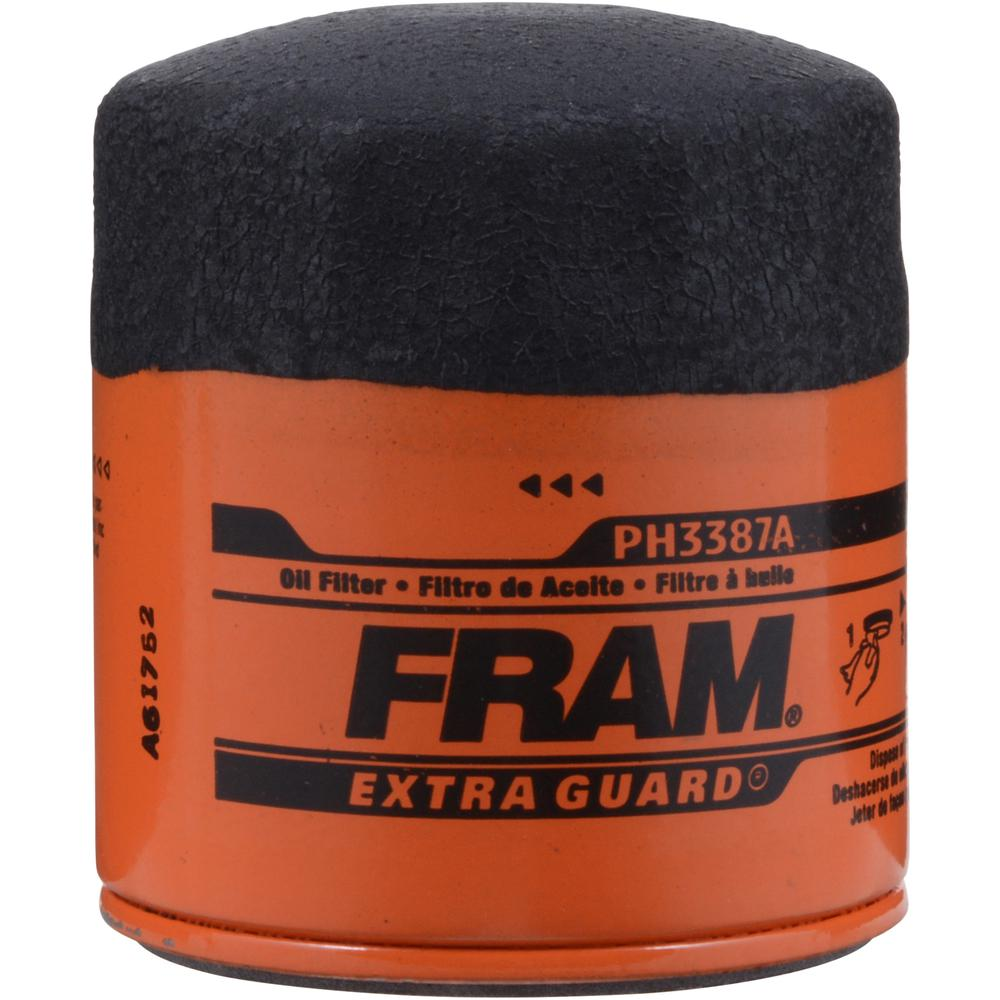 Fram Filters 3.5 in. Extra Guard Oil Filter