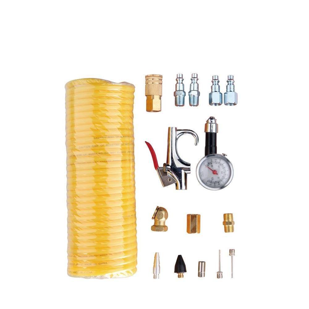 1/4 in. x 1/4 in. Industrial Hose Accessory Pack