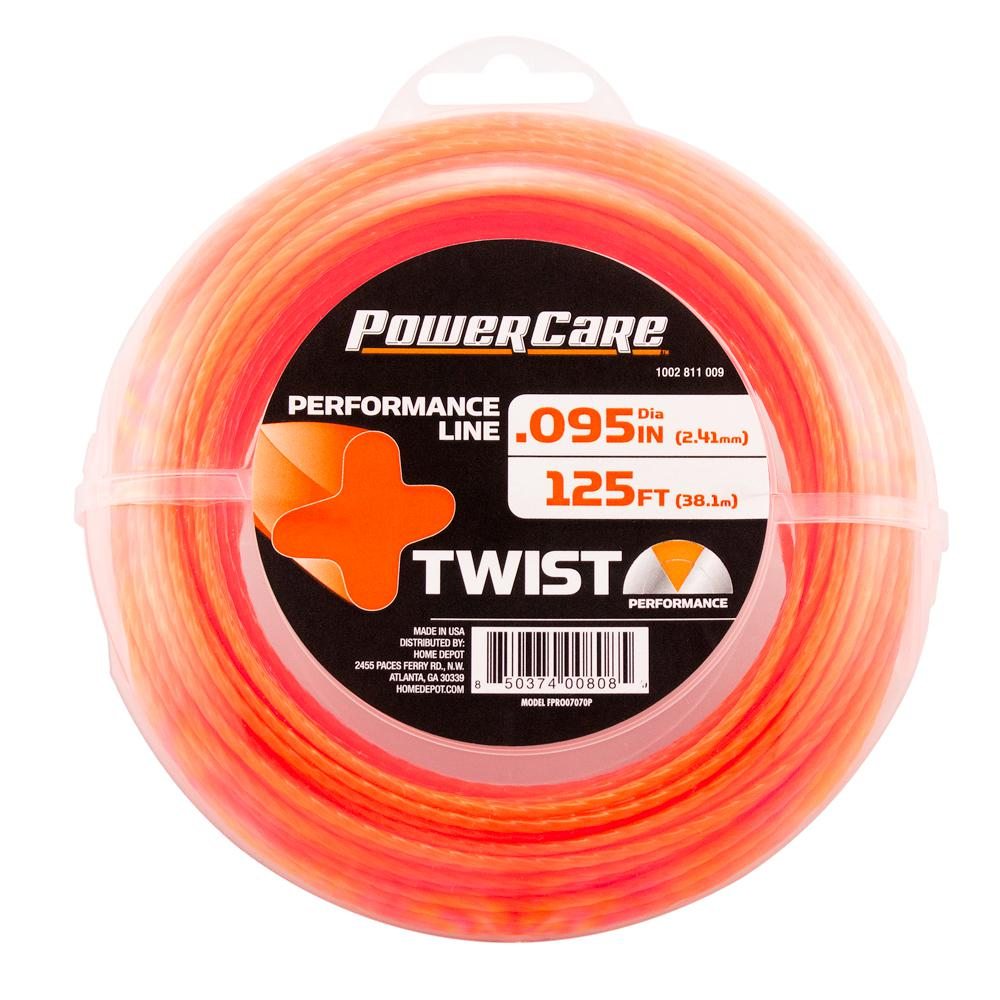 TWIST 0.095. 125 ft. Universal Trimmer Line