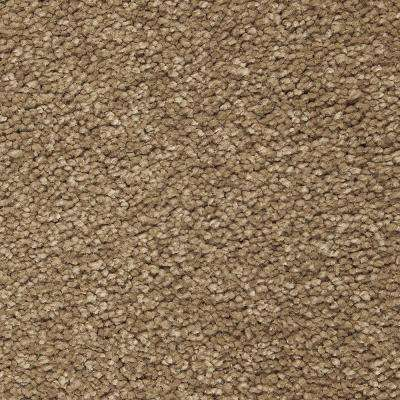 Carpet Sample - Castle II - Color Cavern Textured 8 in. x 8 in.