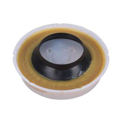 Johni-Ring Standard Size Toilet Wax Ring with Horn