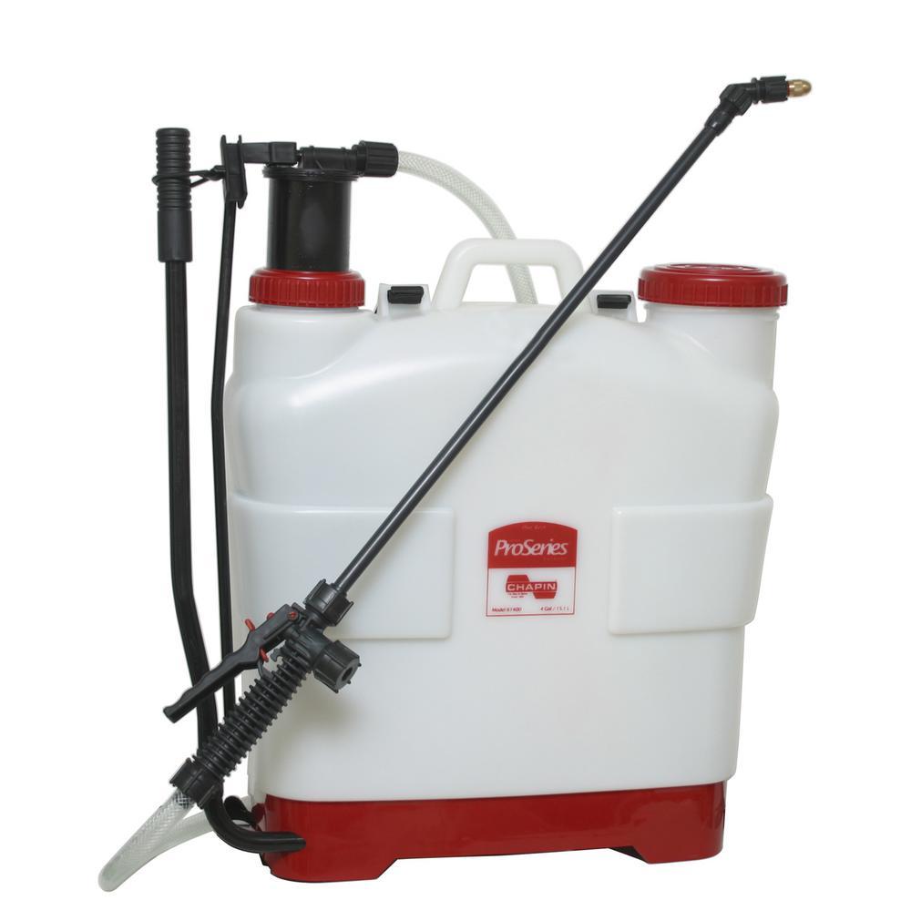 4 Gal. Euro-Style Backpack Sprayer