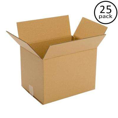 12 in. x 8 in. x 8 in. 25 Moving Box Bundle