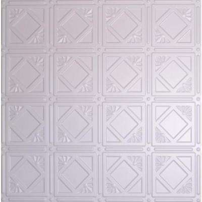 Yes White X Drop Ceiling Tiles Ceiling Tiles The Home - 2x2 recessed ceiling tiles