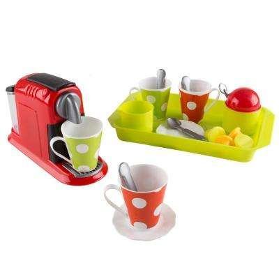 Coffee Maker Pretend Kitchen Toy Set