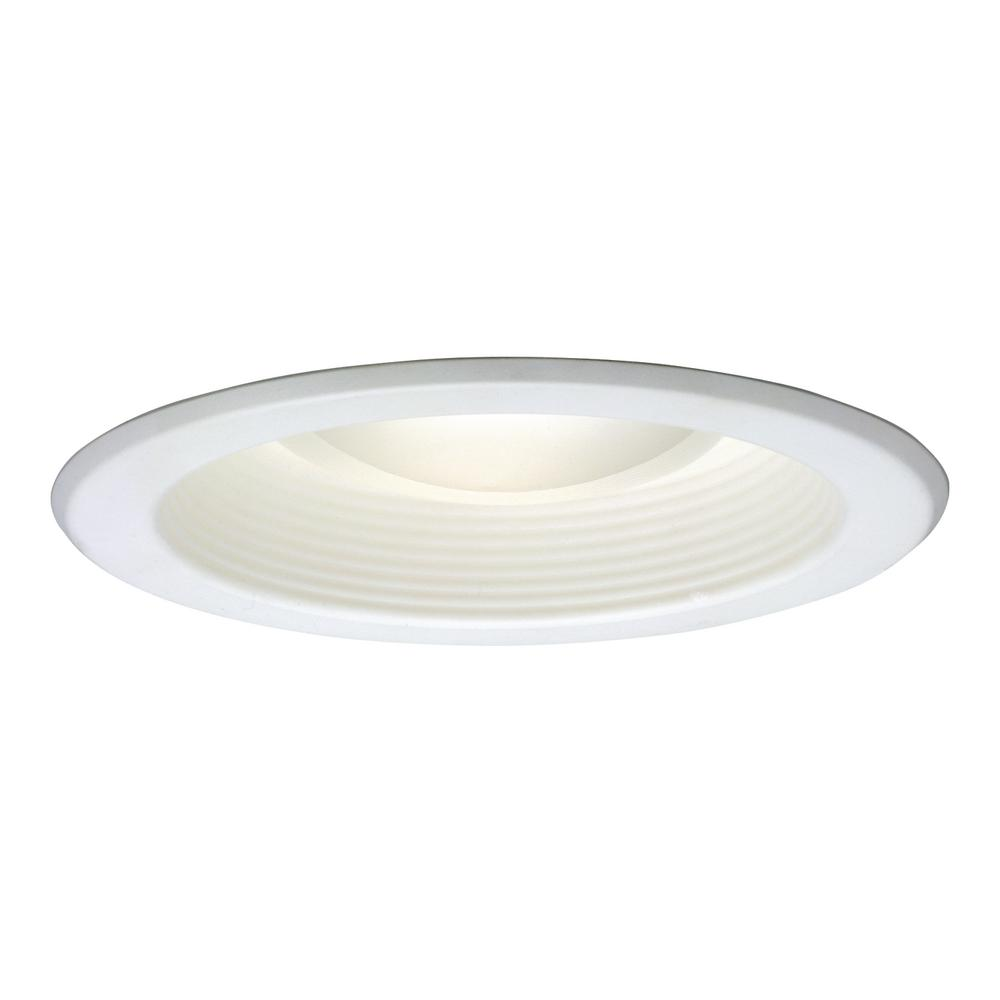 Halo 5001 series 5 in white recessed ceiling light with baffle trim white recessed ceiling light with baffle trim aloadofball Images