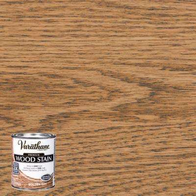 1 qt. Golden Oak Premium Fast Dry Interior Wood Stain