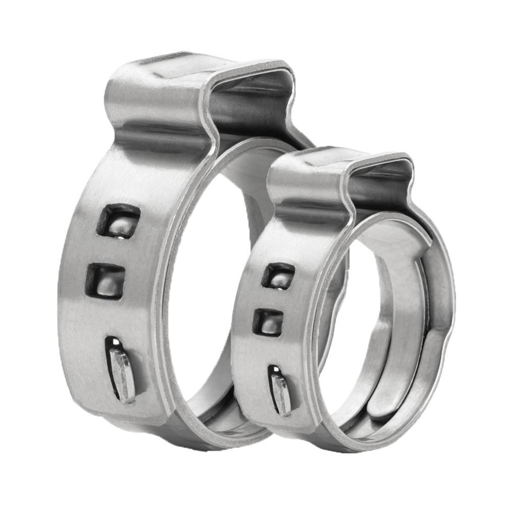 "3//4/"" Pex Copper Crimping Rings Black High Quality 25"