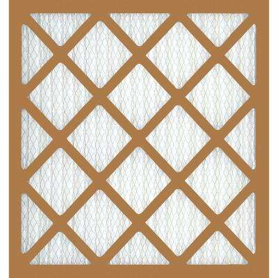 14 in. x 20 in. x 1 in. Basic Pleated FPR 5 Air Filters (3-Pack)