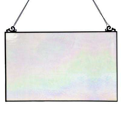 Opalescent Stained Glass Single Pane Window Panel