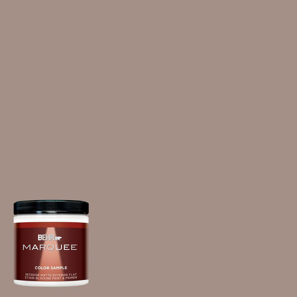 Behr Marquee 8 Oz Mq2 33 Parisian Cafe Interior Exterior Paint Sample Mq30416 The Home Depot