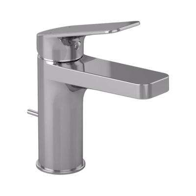 Oberon-S Single Hole Single-Handle Bathroom Faucet in Polished Chrome