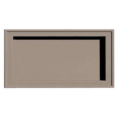 7.5 in. x 14.25 in. #008 Clay Recessed Jumbo Universal Mounting Block
