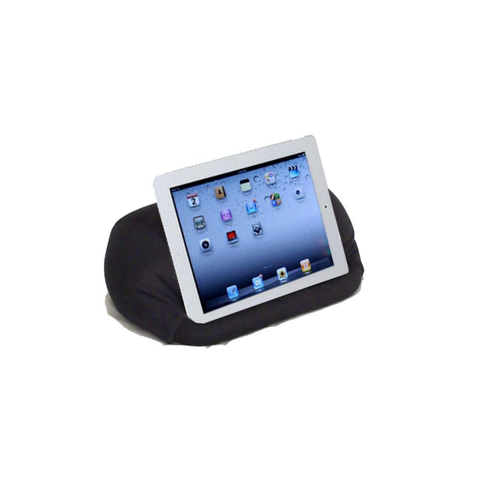 Universal MINI Beanbag Lap Stand for Tablets, Black