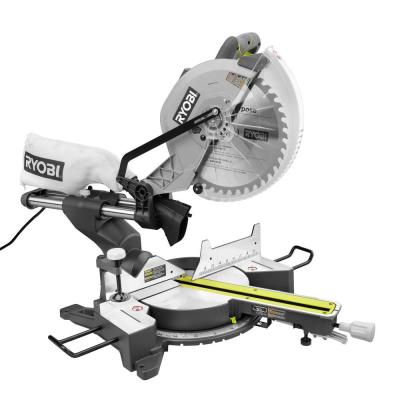 12 in. Sliding Miter Saw with LED