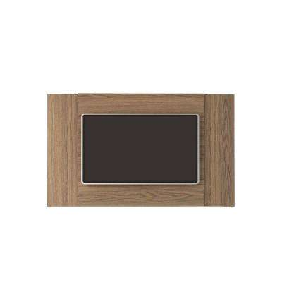 Expandable Prince TV Panel in Chocolate/Pro Touch