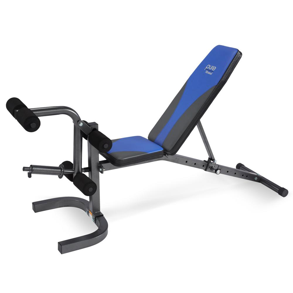 Adjustable FID Weight Bench Flat/Incline/Decline
