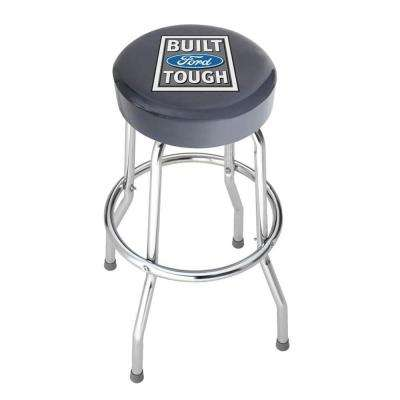 Built Ford Tough Garage Stool