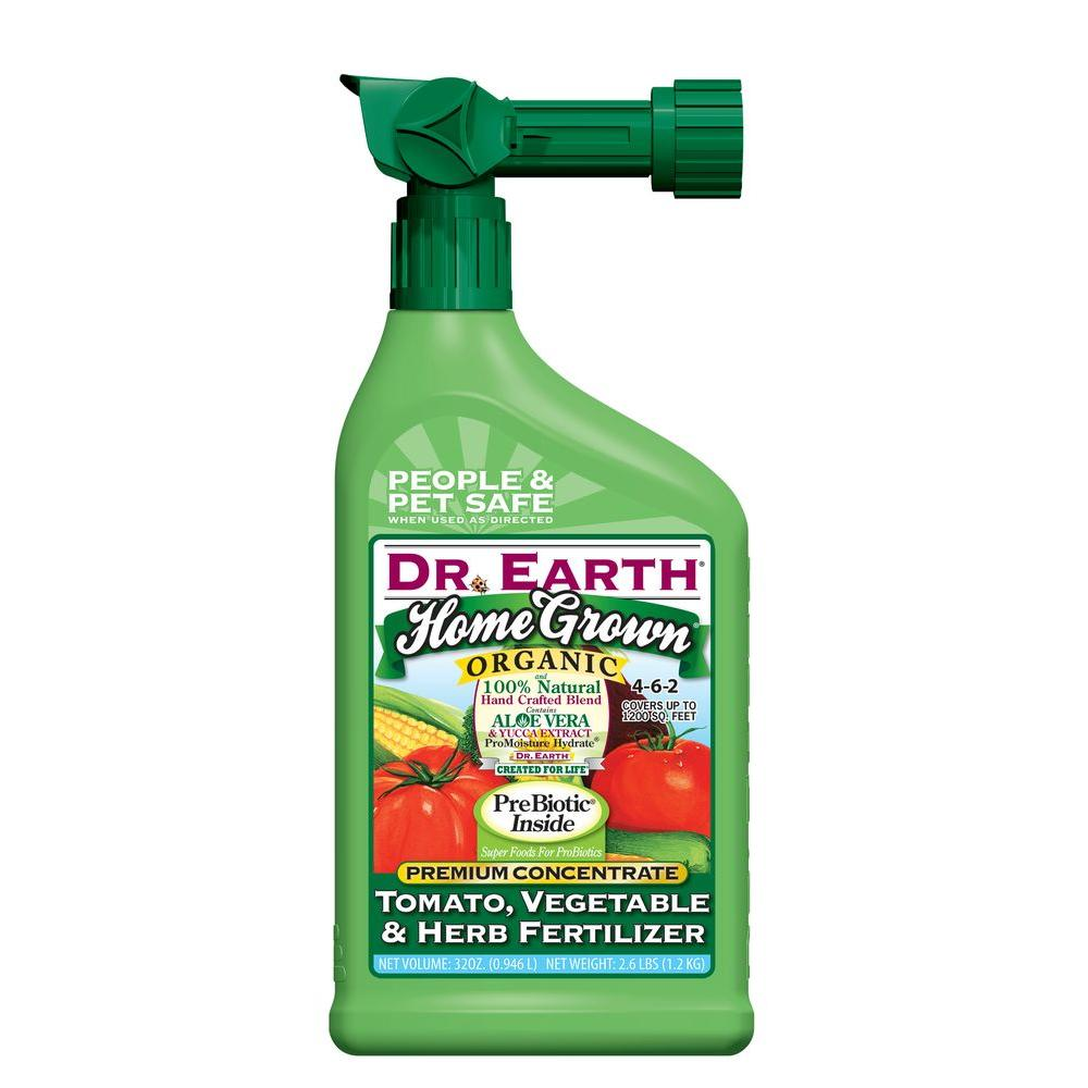 32 oz. Home Grown Tomato, Vegetable and Herb Liquid Fertilizer