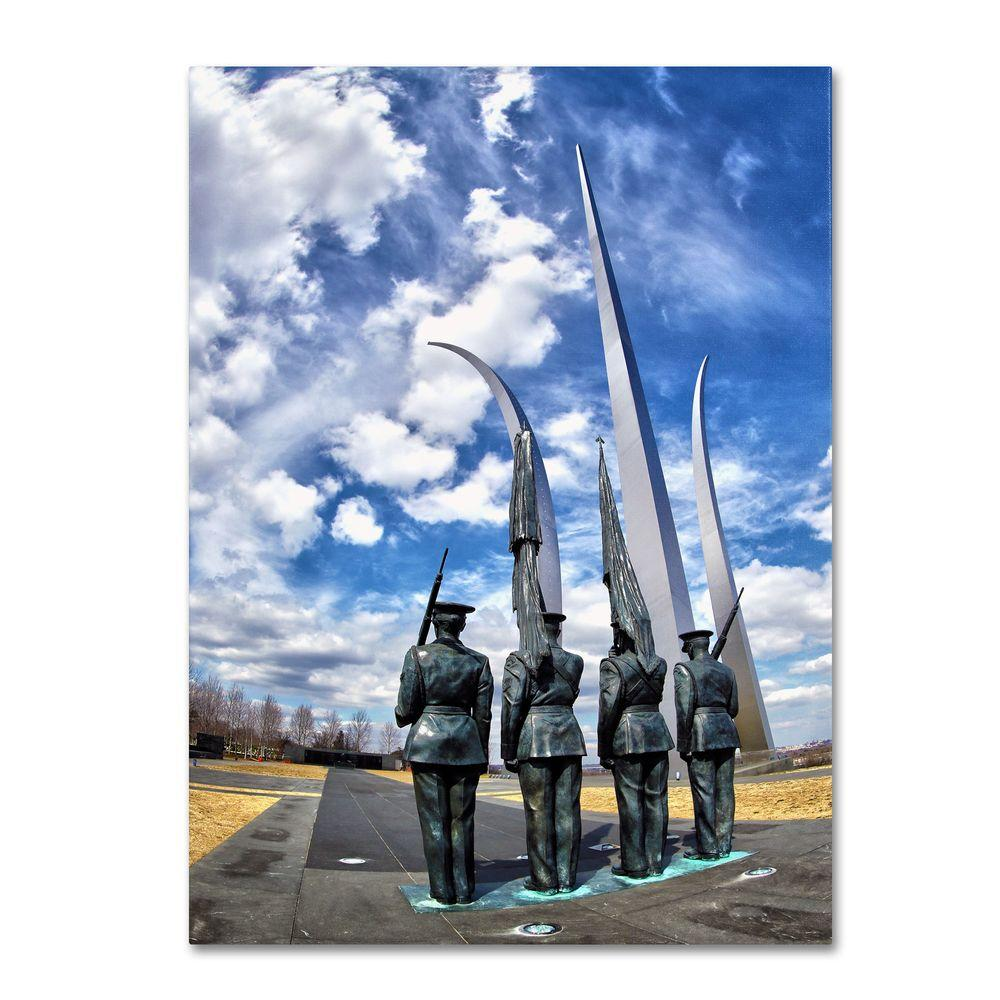 30 in. x 47 in. DC Canvas Art