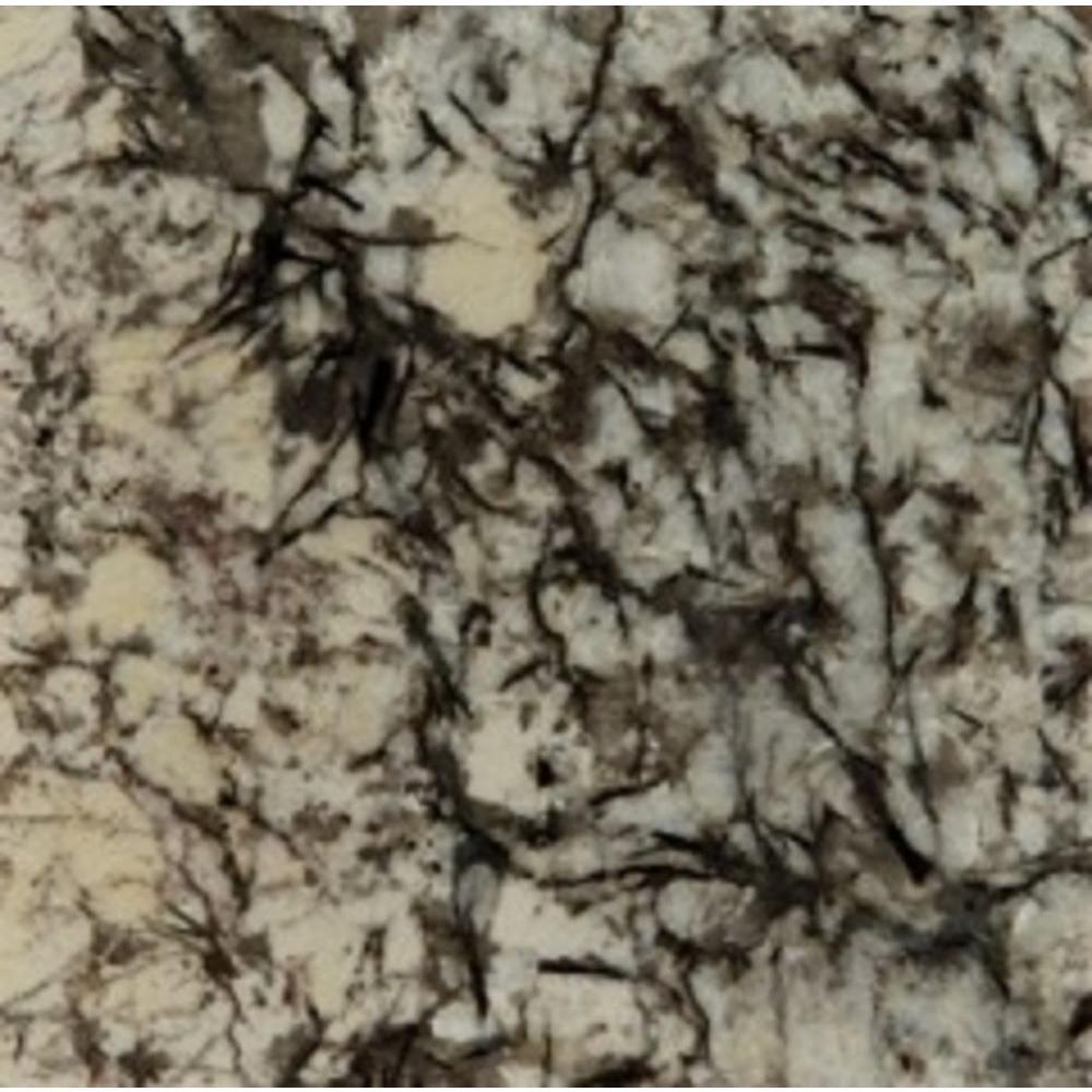3 in. x 3 in. Granite Countertop Sample in Polished