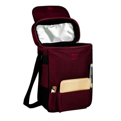 Duet Wine and Cheese Tote