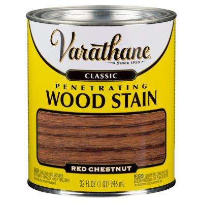 1-qt. Red Chestnut Classic Wood Interior Stain (2-Pack)