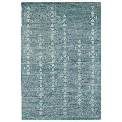 Solitaire Ice 2 ft. x 3 ft. Area Rug