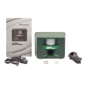 Click here to buy Aspectek Yard Sentinel Ultimate Ultrasonic Animal Pest Repeller by Aspectek.