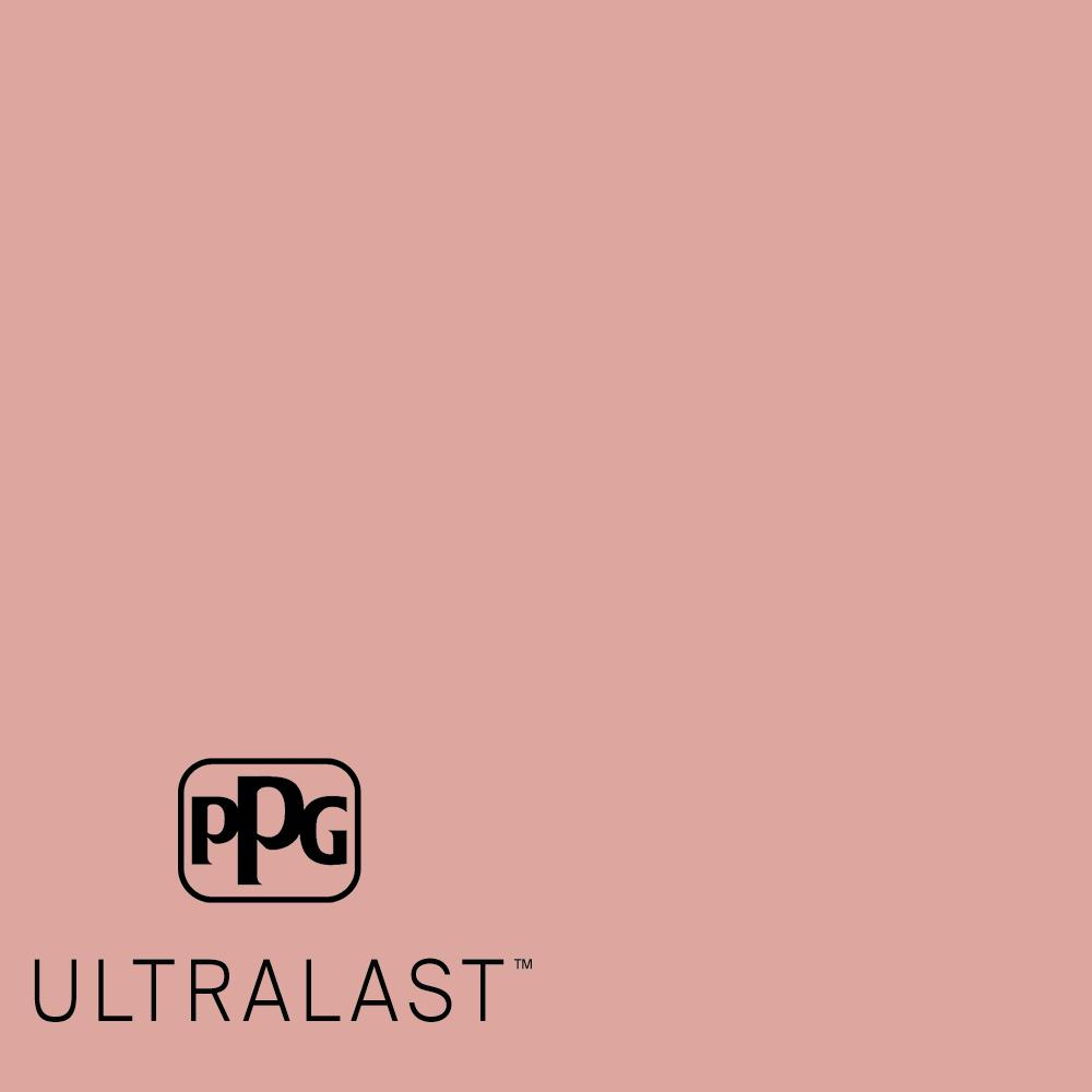 Ppg Ultralast 1 Gal Ppg1057 4 Coral Cove Matte Interior Paint And Primer Ppg1057 4u 01f The Home Depot