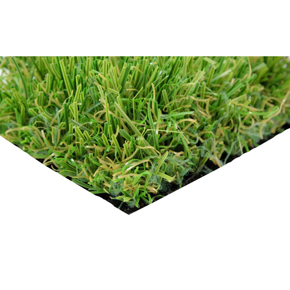 RealGrass Rye Artificial Grass Synthetic Lawn Turf, Sold by 15 ft. W x Custom Length ( 3.26 / sq. ft. Equivalent)
