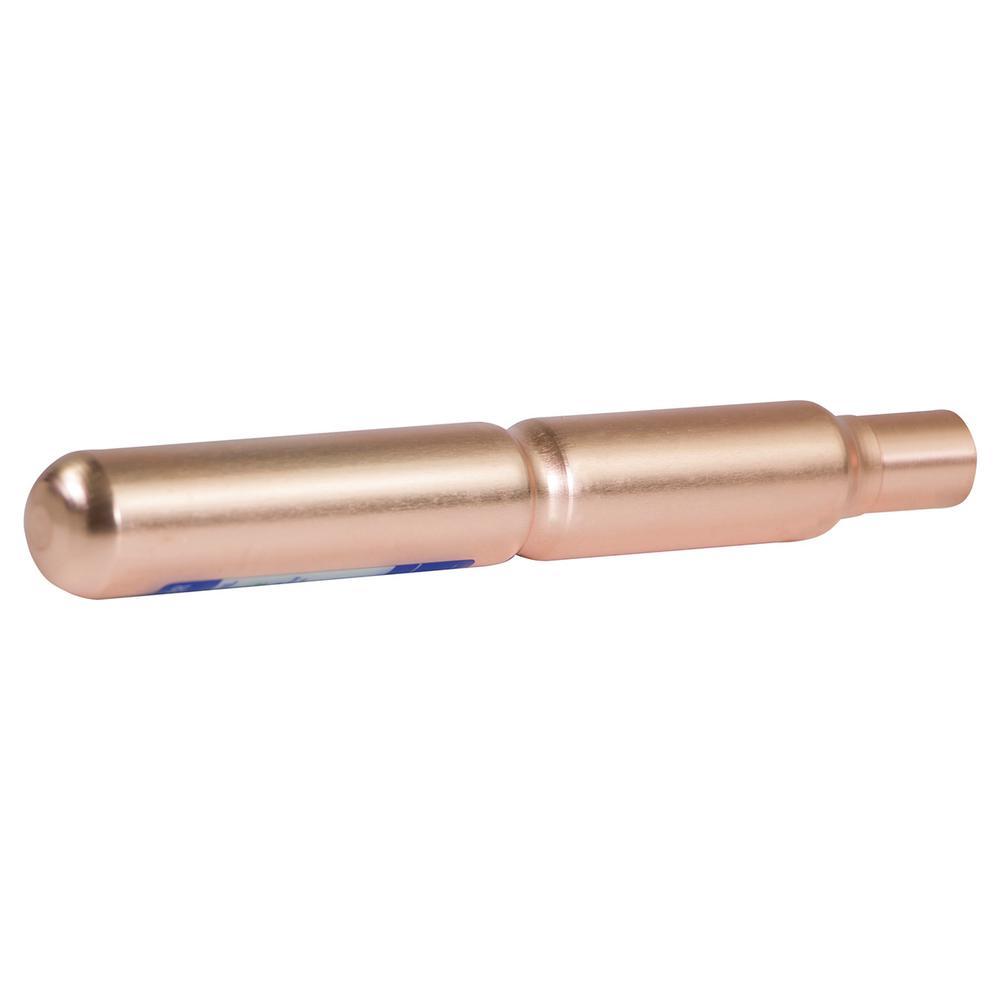 1/2 in. Straight Male Sweat Copper Water Hammer Arrestor Type A