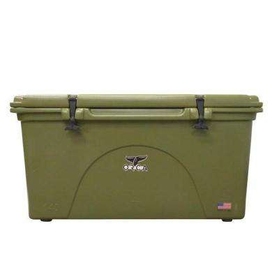 ORCA Green 140 Qt. Cooler