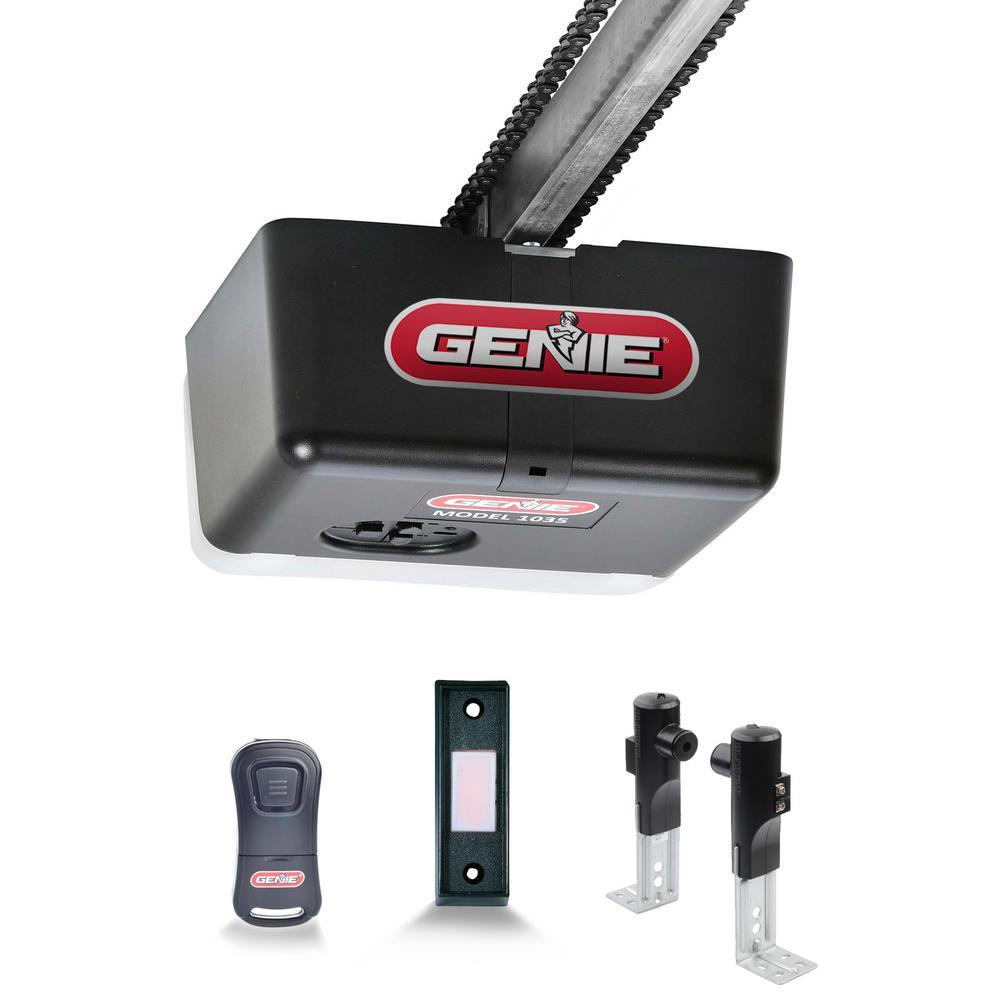 Chain Drive 500 1/2 HPc Durable Chain Drive Garage Door Opener