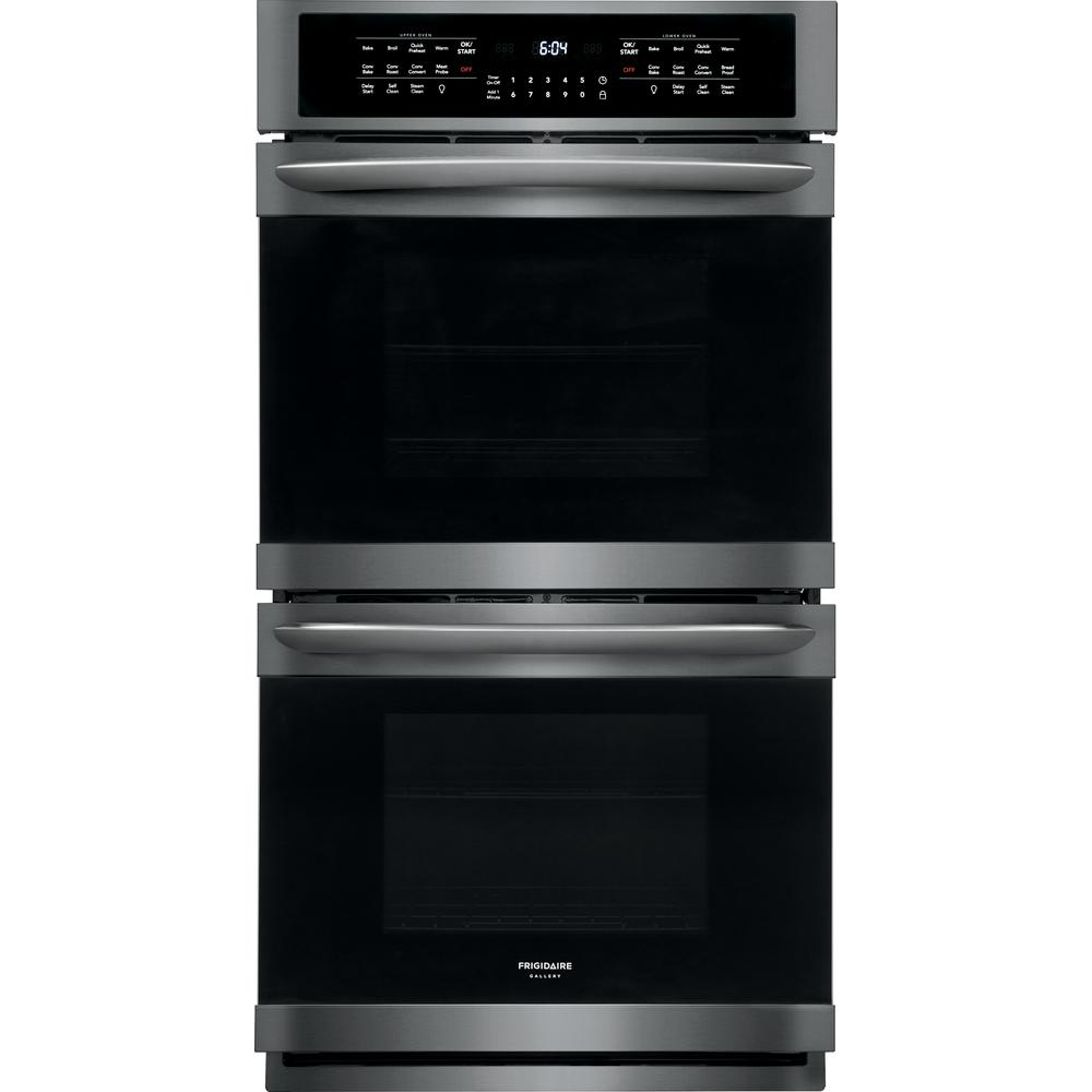 Frigidaire Gallery 27 In Double Electric Wall Oven With