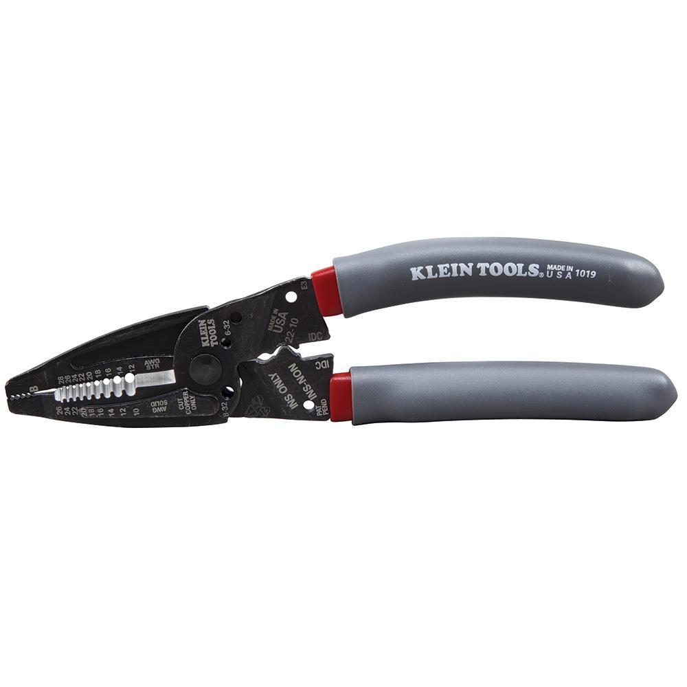 Klein-Kurve Multi-Tool Wire Stripper/Crimper