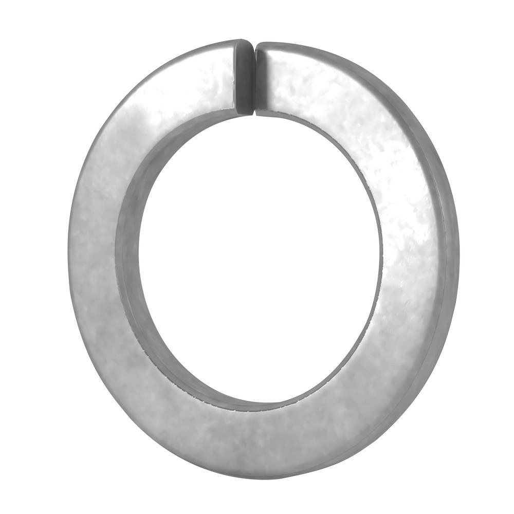 """Qty 12500 5//16/"""" Regular Split Lock Washers Zinc Plated Bulk Box"""