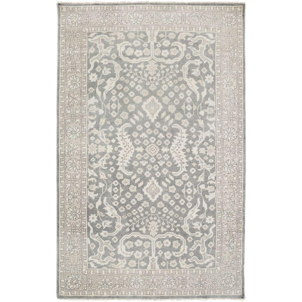 Jito Charcoal 8 ft. x 11 ft. Indoor Area Rug