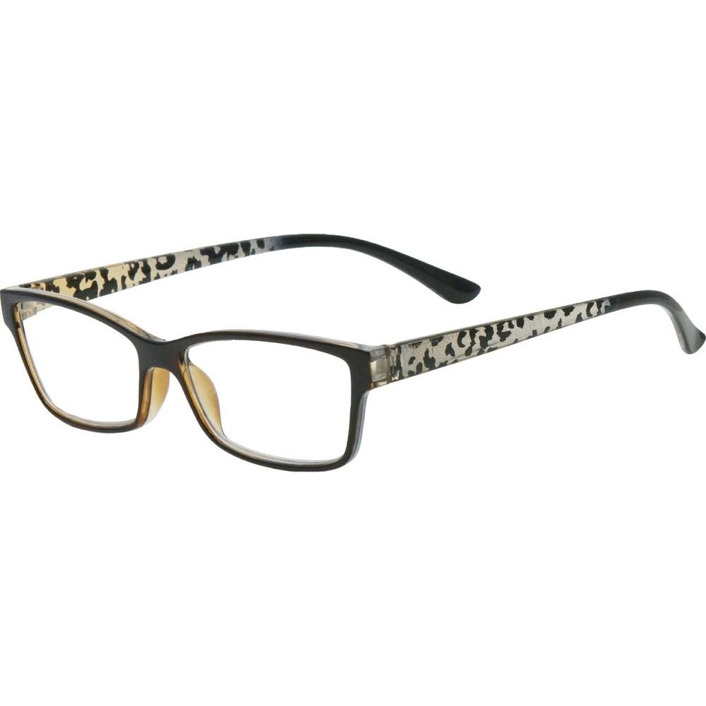 null Camille Leopard 1.75 Diopter Reading Glasses