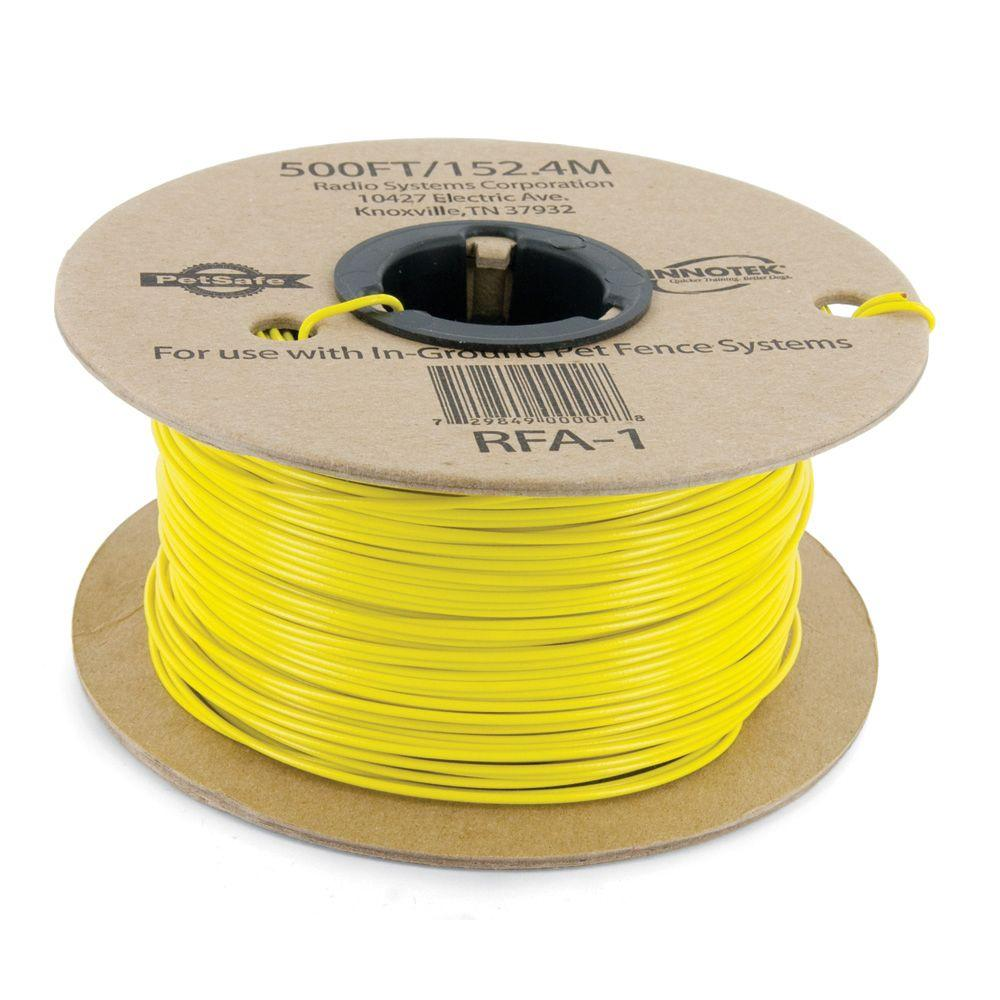 PetSafe 500 Ft. Boundary Wire For In Ground Radio Fence