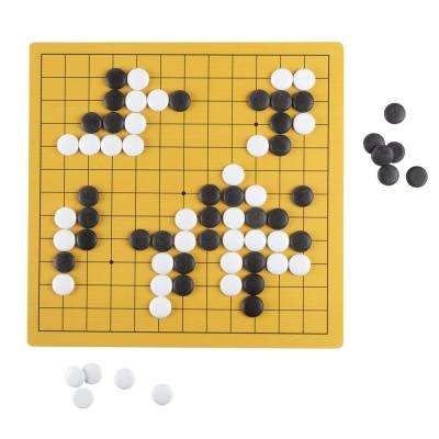 Reversible Go Board Game Set